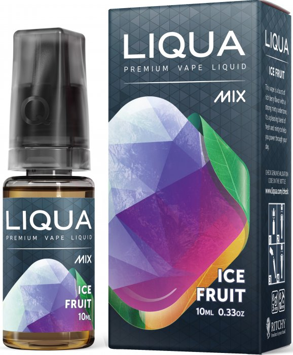 Liquid LIQUA MIX Ice Fruit 10ml-18mg