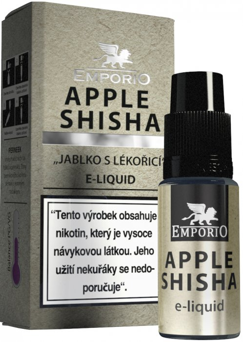 Liquid EMPORIO Apple Shisha 10ml - 18mg