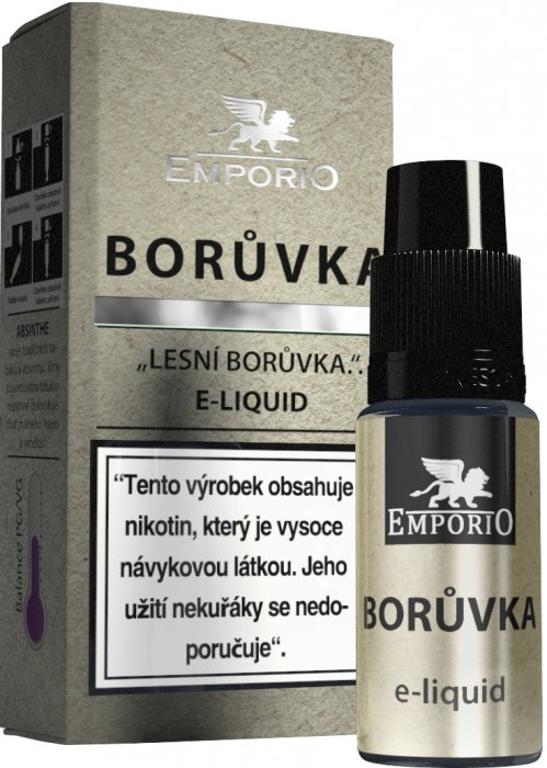 Liquid EMPORIO Blueberry 10ml - 18mg