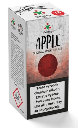 Dekang Classic Apple 10ml 18mg (jablko)