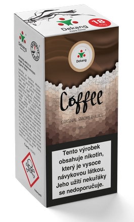Dekang Classic Coffee 10ml 18mg (káva)
