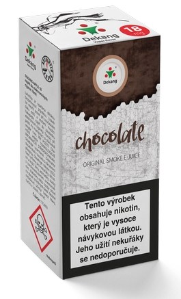 Dekang Classic Chocolate 10ml 18mg (čokoláda)
