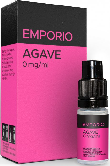 Liquid EMPORIO Agave 10ml - 0mg