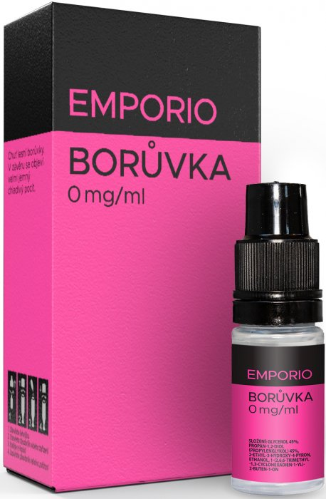 Liquid EMPORIO Blueberry 10ml - 0mg