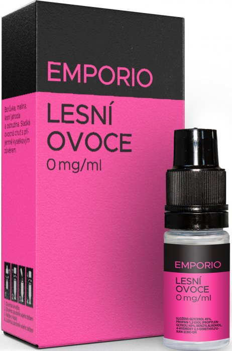 Liquid EMPORIO Forest fruit 10ml - 0mg