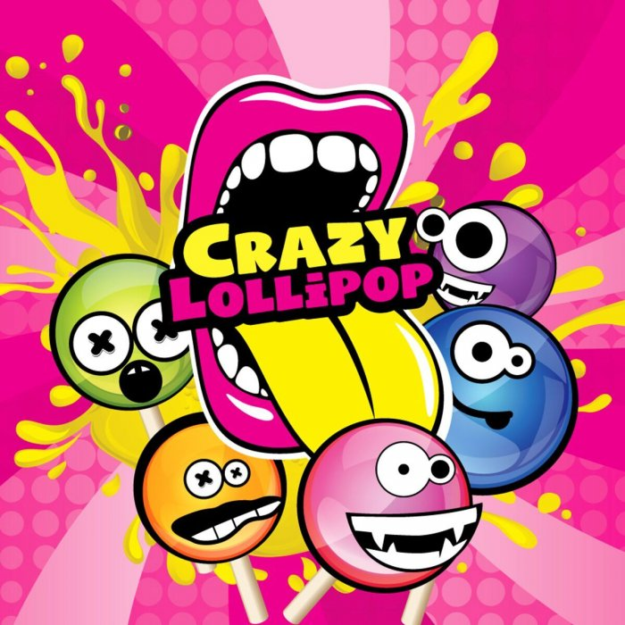 Příchuť Big Mouth Classical - Crazy Lollipops