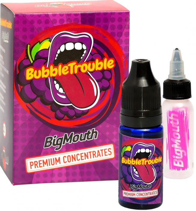 Příchuť Big Mouth Classical - Bubble Trouble