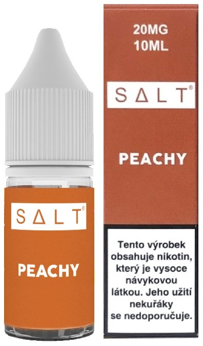 Liquid Juice Sauz SALT Peachy 10ml - 20mg
