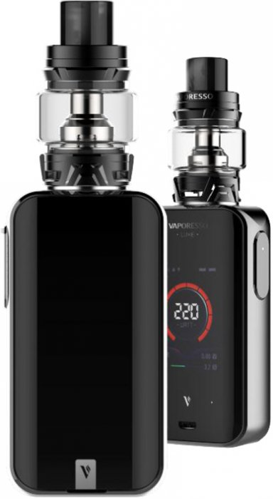 Vaporesso LUXE S TC220W Full Kit Black 1ks