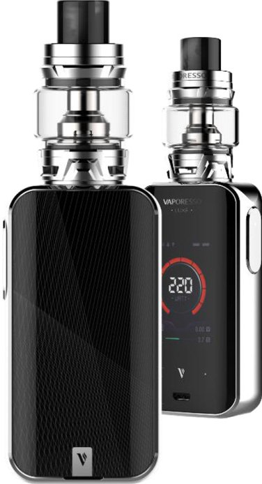 Vaporesso LUXE S TC220W Full Kit Silver 1ks