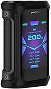 GeekVape Aegis X TC 200W grip Easy Kit Black